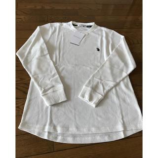 ポロラルフローレン(POLO RALPH LAUREN)のUS POLO ASSNメンズ ワッフルメンズTシャツ(Tシャツ/カットソー(七分/長袖))