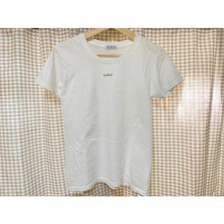 エディットフォールル(EDIT.FOR LULU)のルル 半袖Tシャツ(Tシャツ(半袖/袖なし))