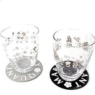 マリークワント(MARY QUANT)のmiさま  マリークワント グラスセット(グラス/カップ)