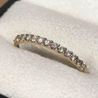 k18 ダイヤモンド 指輪(リング(指輪))