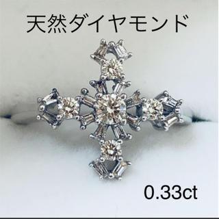 k18WG  ダイヤモンド リング(リング(指輪))