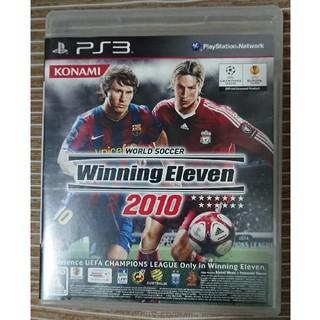 コナミ(KONAMI)のワールドサッカーウイニングイレブン2010(家庭用ゲームソフト)
