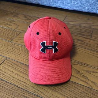 アンダーアーマー(UNDER ARMOUR)のアンダーアーマ 帽子 キャップ サッカー(帽子)
