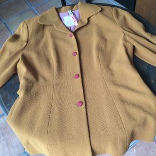 シビラ(Sybilla)のシビラのからし色のジャケット(テーラードジャケット)