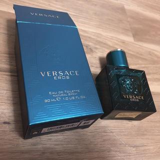 ヴェルサーチ(VERSACE)のVERSACE EROS オーデトワレ30ml(ユニセックス)