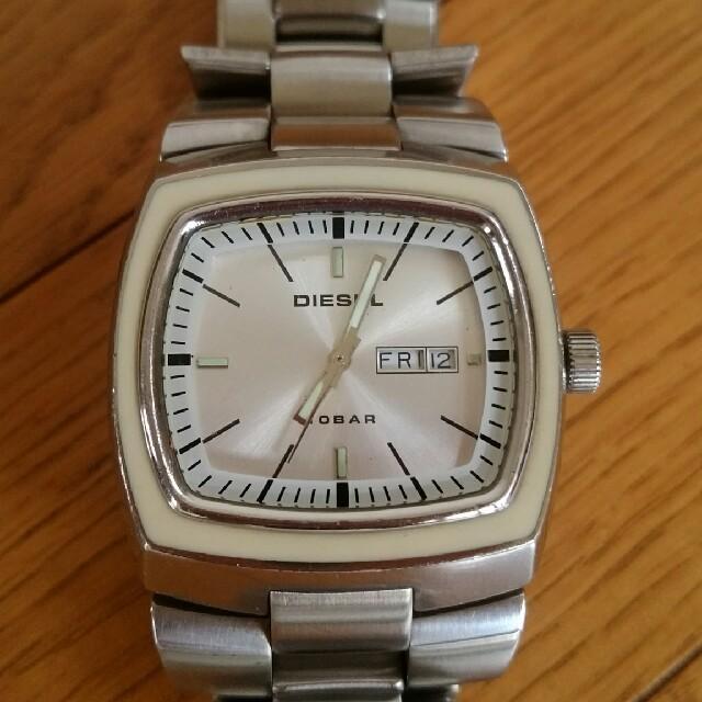 DIESEL - ディーゼル DIESEL 腕時計の通販 by バーバリー's shop|ディーゼルならラクマ