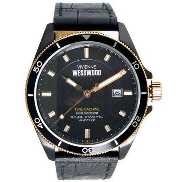 Vivienne Westwood - ヴィヴィアンウエストウッド メンズ 腕時計 VV181RSBKの通販 by てっちゃん(´∀`)|ヴィヴィアンウエストウッドならラクマ