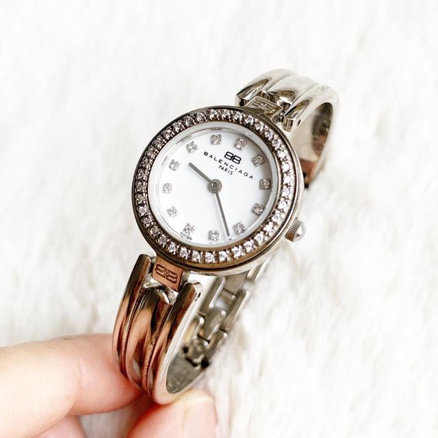 Balenciaga - 電池交換込み☆ 美品 バレンシアガ レディース腕時計の通販 by Pinor's shop|バレンシアガならラクマ