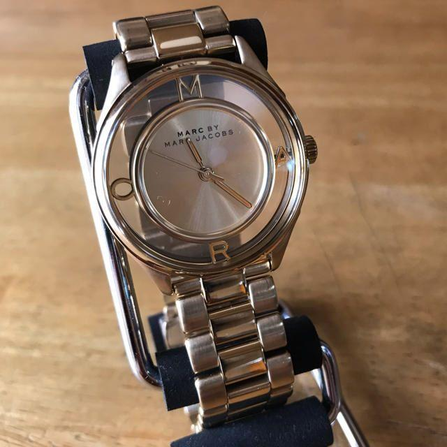 MARC BY MARC JACOBS - 新品✨マークバイ マークジェイコブス レディース 腕時計 MBM3413の通販 by てっちゃん(´∀`)|マークバイマークジェイコブスならラクマ