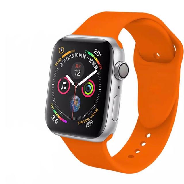 Apple Watch - 【新品未使用】Apple Watch ラバーバンド 38/40mm向けの通販 by Jessica's shop|アップルウォッチならラクマ