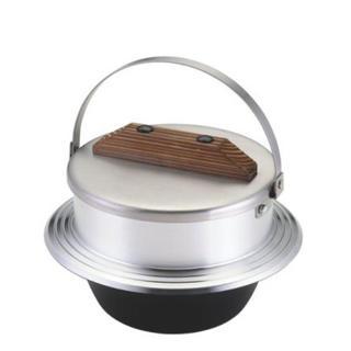 UNIFLAME - ユニフレーム キャンプ羽釜 3合炊き 飯盒 ライスクッカー