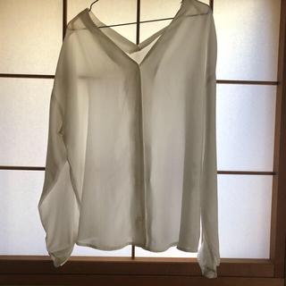 H&M - 【セット】ブラウス、スカートの合計2点/H&M