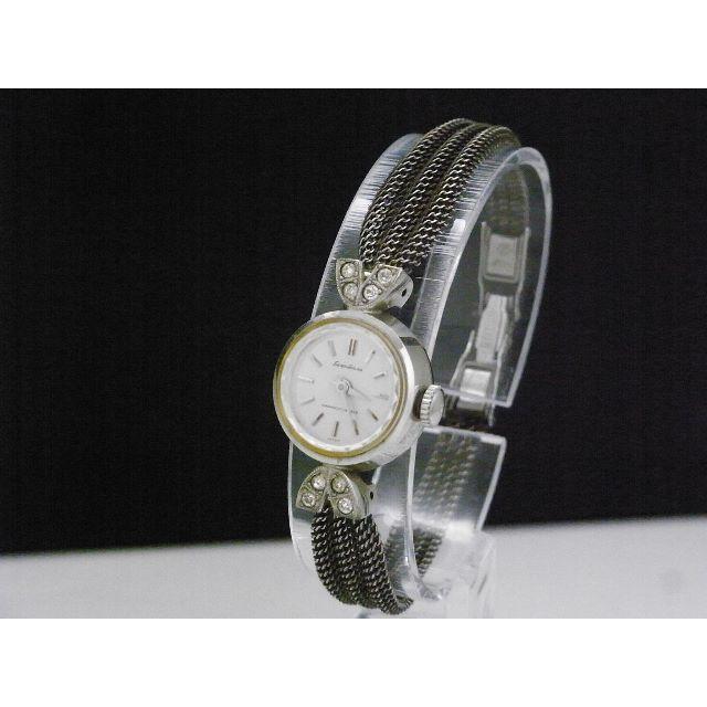 SEIKO - Seiko Solar Diashock 17JEWELS 手巻き腕時計 の通販 by Arouse 's shop|セイコーならラクマ