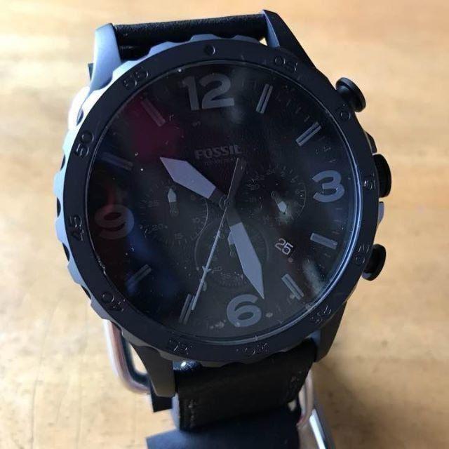 FOSSIL - 新品✨フォッシル FOSSIL ネイト クオーツ クロノ 腕時計 JR1354の通販 by てっちゃん(´∀`)|フォッシルならラクマ
