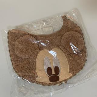 ミッキーマウス(ミッキーマウス)のミッキー スタイ(ベビースタイ/よだれかけ)