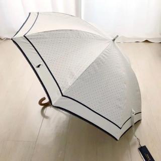 ポロラルフローレン(POLO RALPH LAUREN)の新品タグ付き❤️ポロラルフローレン 晴雨兼用パラソル(傘)
