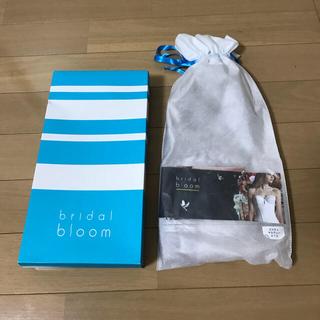bridal bloomビスチェロングガードルセット(ブライダルインナー)