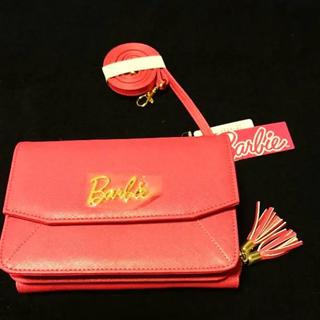 バービー(Barbie)のBarbieお財布ショルダー(ショルダーバッグ)