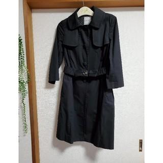 アナトリエ(anatelier)のアナトリエ 七部袖のコート ビジュア付きベルトが可愛い(トレンチコート)