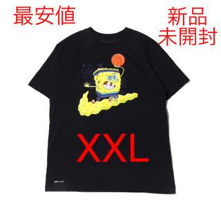 """ナイキ(NIKE)のナイキ カイリー スポンジボブ  Tシャツ """"SpongeBob"""" (Tシャツ/カットソー(半袖/袖なし))"""