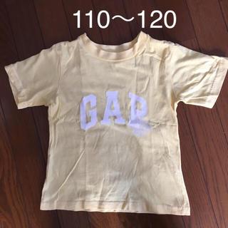 ギャップ(GAP)の同梱送料のみ☆110〜120 GAP ロゴTシャツ(Tシャツ/カットソー)