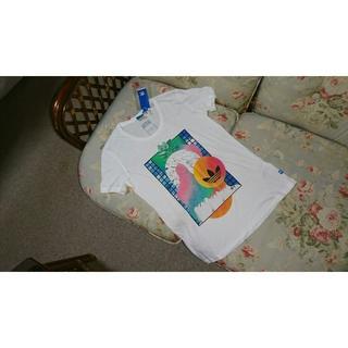 アディダス(adidas)の新品☆アディダスオリジナルス Tシャツ  CHRISSIE ABBOTT OT(Tシャツ(半袖/袖なし))