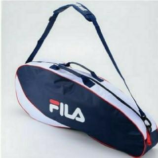 フィラ(FILA)のラスト一点限り☆ FILA テニス ラケットバック☆新品(バッグ)