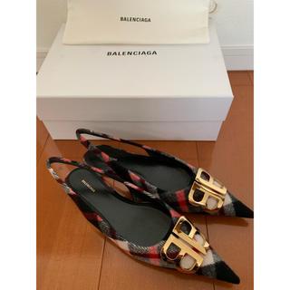バレンシアガ(Balenciaga)の【美品】BALENCIAGA/バレンシアガ  ナイフ  パンプス(ハイヒール/パンプス)