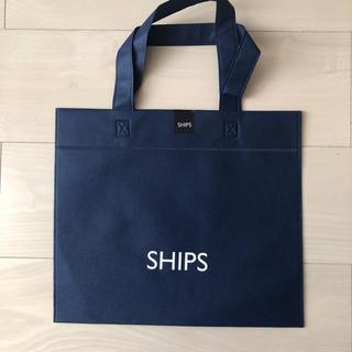 シップス(SHIPS)のシップス ショッパー SHIPS トートバッグ ショップ袋 (ショップ袋)