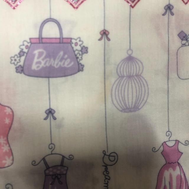 Barbie(バービー)のバービー ハンカチ 2枚 レディースのファッション小物(ハンカチ)の商品写真