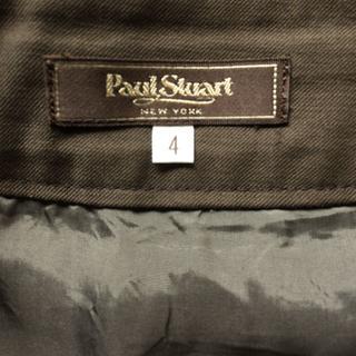 ポールスチュアート(Paul Stuart)の【追加画像】Paul Stuart ポールスチュアート プリーツスカート(ひざ丈スカート)