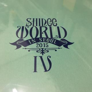 シャイニー(SHINee)のSHINee WORLD IN SEOUL 2015 Ⅳ (K-POP/アジア)