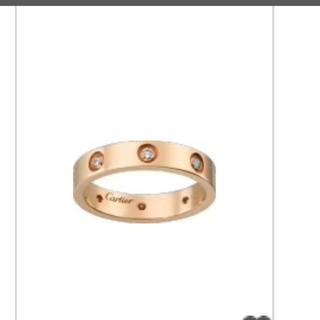 カルティエ(Cartier)のワラワラ様専用(リング(指輪))