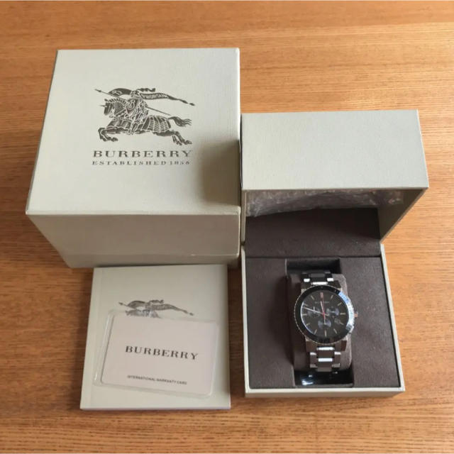 BURBERRY - バーバリー 腕時計の通販 by mana's shop|バーバリーならラクマ