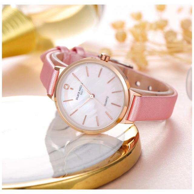腕時計 時計 ウォッチ レディース 女性 誕生日 シェル文字盤 貝殻文字盤の通販 by ちさん's shop|ラクマ