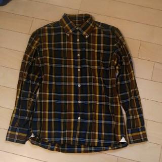マッキントッシュフィロソフィー(MACKINTOSH PHILOSOPHY)のMACKINTOSH リネンチェックシャツ(シャツ)