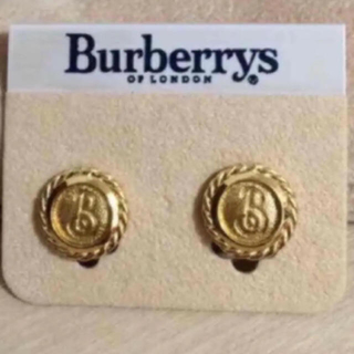 バーバリー(BURBERRY)のBURBERRYイヤリング(イヤリング)