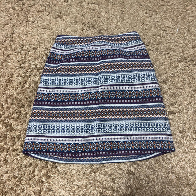 LOWRYS FARM(ローリーズファーム)のLOWRYS FARM ゴブランミニスカート レディースのスカート(ミニスカート)の商品写真