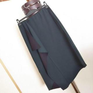 ルシェルブルー(LE CIEL BLEU)の値下げ‼️ルシェルブルー フレアスカート(ひざ丈スカート)