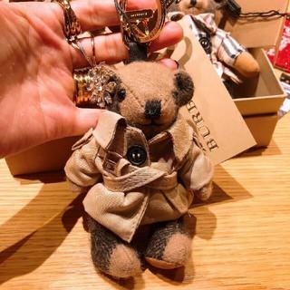 BURBERRY - BURBERRY パーパリー 人形 キーホルダー