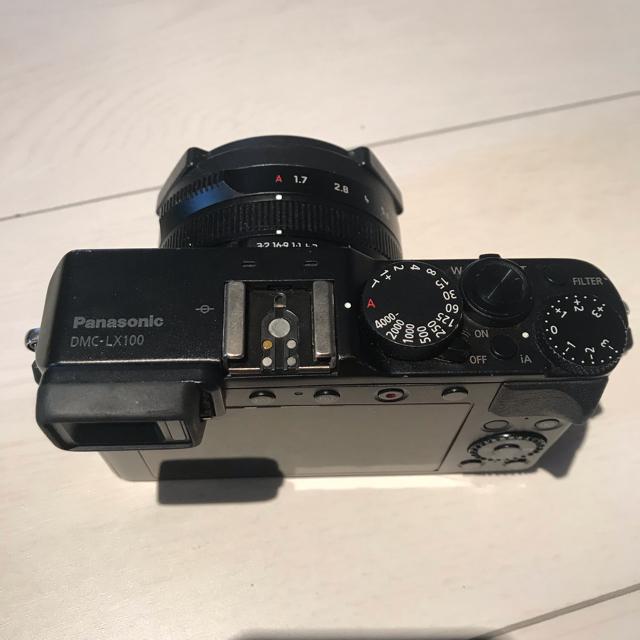 Panasonic(パナソニック)のLUMIX LX100 点検済み スマホ/家電/カメラのカメラ(コンパクトデジタルカメラ)の商品写真