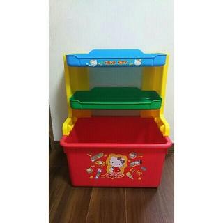 サンリオ(サンリオ)のおもちゃ収納箱(その他)
