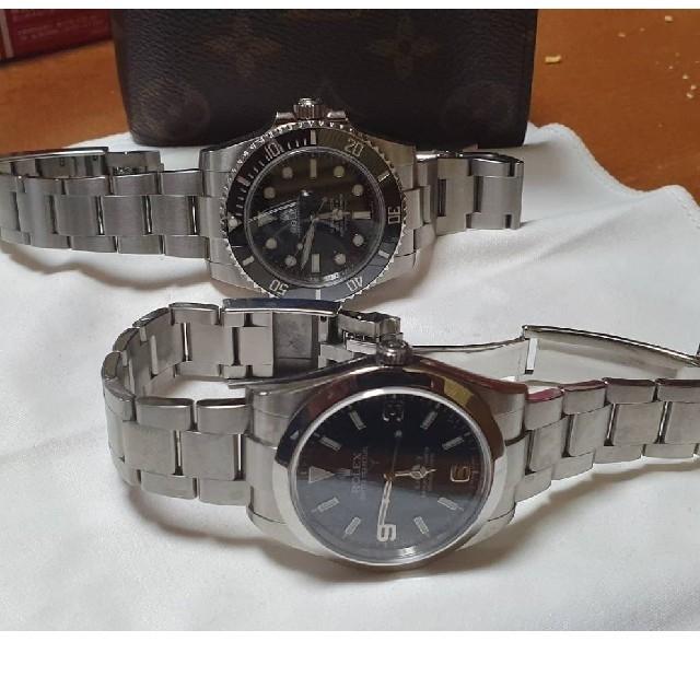 ROLEX - ロレックス サブマリーナ114060&エクスプローラー1 214270 の通販 by Rolex1998|ロレックスならラクマ