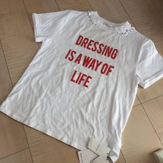 フレイアイディー(FRAY I.D)のフレイアイディー♡Tシャツ(Tシャツ(半袖/袖なし))