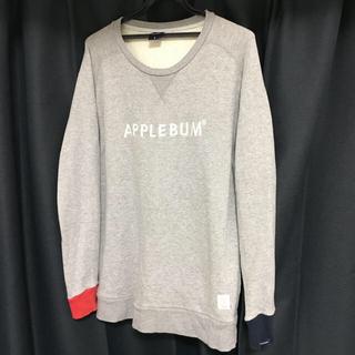 アップルバム(APPLEBUM)のapplebum スウェットトレーナー(スウェット)