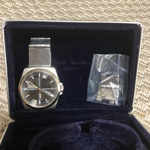 Paul Smith - ポールスミス   腕時計  メンズ  中古の通販 by おくちゃん's shop|ポールスミスならラクマ
