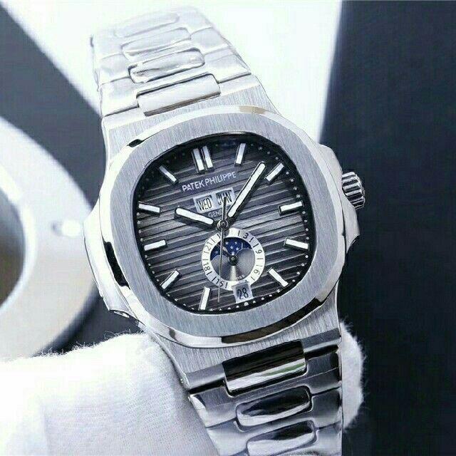 PATEK PHILIPPE - patek philippe 人気メンズ 腕時計の通販 by tiptona's shop|パテックフィリップならラクマ