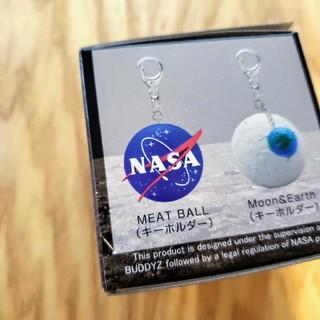 ニコアンド(niko and...)の新品 NASA キーホルダー ガチャガチャ(キーホルダー)