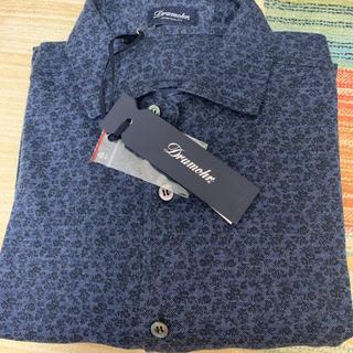 ドルモア(Drumohr)の【新品・未使用】ドルモア シャツ sサイズ イタリア製(シャツ)