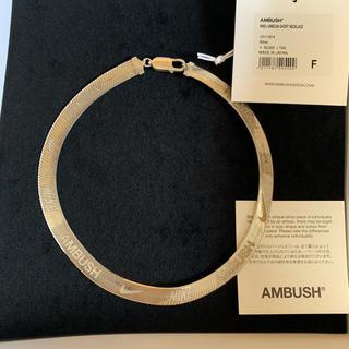 アンブッシュ(AMBUSH)のAMBUSH NIKE SHORT NECKLACE (ネックレス)